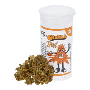 POL Susz konopny kwiat 6% CBD Orange Bud 1,5g