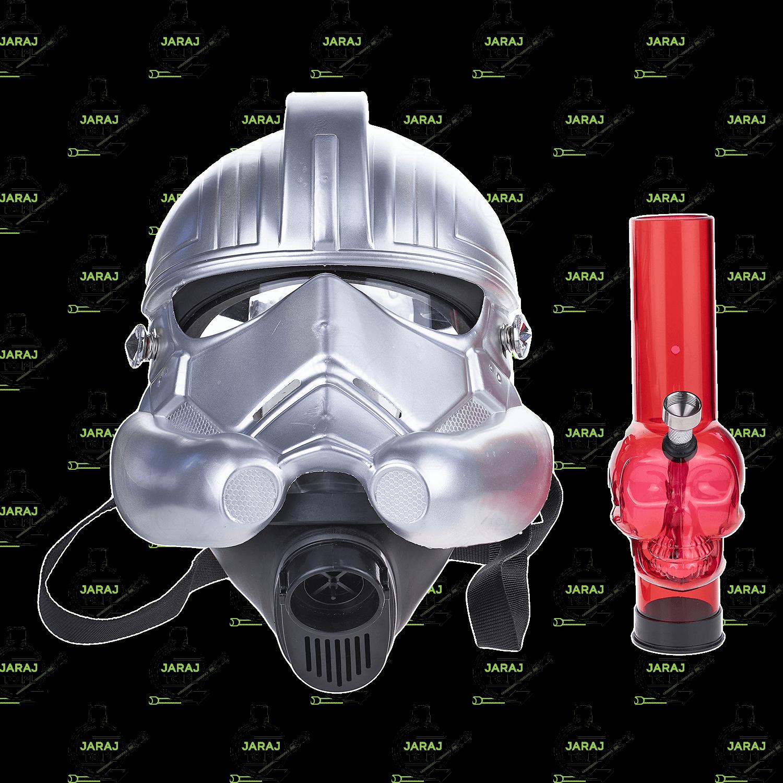 Bongo akrylowe maska gazowa Star Wars Troop